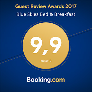 Booking.com 9.9 Award Winner 2017